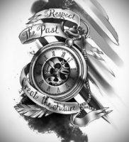 Фото тату эскизы мужские 13.09.2019 №009 — tattoo sketches for men — tattoo-photo.ru