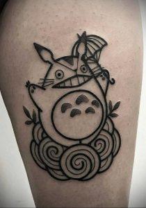 аниме тату 19.01.2020 №289 -anime tattoo- tattoo-photo.ru