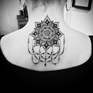 фото пример тату мандала 04.02.2020 №050 -mandala tattoo- tattoo-photo.ru