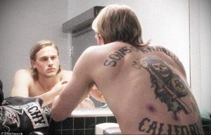 Фото сыны анархии тату 24.03.2020 №012 -tattoo anarchy- tatufoto.com