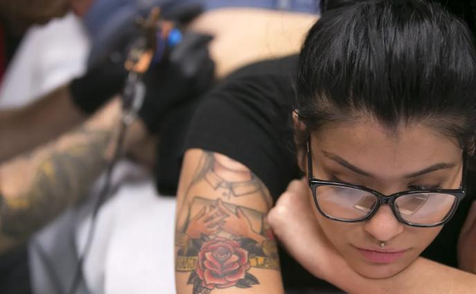 Уход за татуировкой - фото пример 17062020 - фото 4