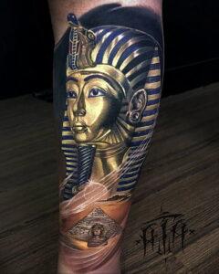 Пример рисунка татуировки Сфинкс 14.12.2020 №016 -sphinx tattoo-tattoo-photo.ru