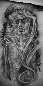 Пример рисунка татуировки Сфинкс 14.12.2020 №039 -sphinx tattoo-tattoo-photo.ru