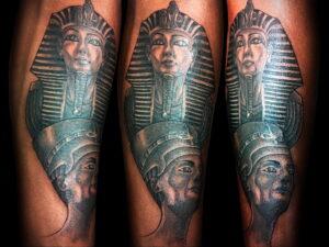 Пример рисунка татуировки Сфинкс 14.12.2020 №055 -sphinx tattoo-tattoo-photo.ru