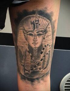 Пример рисунка татуировки Сфинкс 14.12.2020 №102 -sphinx tattoo-tattoo-photo.ru
