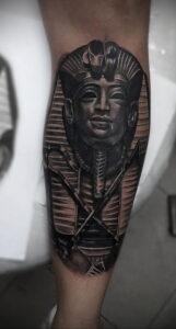 Пример рисунка татуировки Сфинкс 14.12.2020 №125 -sphinx tattoo-tattoo-photo.ru