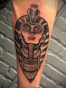 Пример рисунка татуировки Сфинкс 14.12.2020 №149 -sphinx tattoo-tattoo-photo.ru