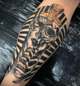 Пример рисунка татуировки Сфинкс 14.12.2020 №169 -sphinx tattoo-tattoo-photo.ru