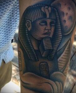 Пример рисунка татуировки Сфинкс 14.12.2020 №220 -sphinx tattoo-tattoo-photo.ru