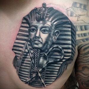 Пример рисунка татуировки Сфинкс 14.12.2020 №221 -sphinx tattoo-tattoo-photo.ru