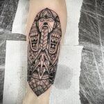 Пример рисунка татуировки Сфинкс 14.12.2020 №235 -sphinx tattoo-tattoo-photo.ru
