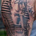 Пример рисунка татуировки Сфинкс 14.12.2020 №241 -sphinx tattoo-tattoo-photo.ru