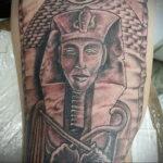 Пример рисунка татуировки Сфинкс 14.12.2020 №253 -sphinx tattoo-tattoo-photo.ru