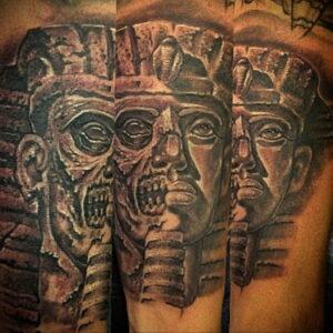 Пример рисунка татуировки Сфинкс 14.12.2020 №258 -sphinx tattoo-tattoo-photo.ru