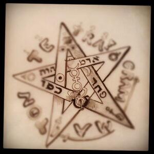 Фото рисунка тату НА ТЕМУ ВЕДЬМ 28.01.2021 №0063 - witch tattoo - tattoo-photo.ru