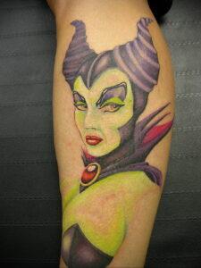 Фото рисунка тату НА ТЕМУ ВЕДЬМ 28.01.2021 №0083 - witch tattoo - tattoo-photo.ru