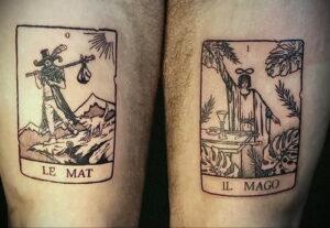 Первая татуировка — что нужно знать 07.03.2021 №018 - First tattoo - tattoo-photo.ru