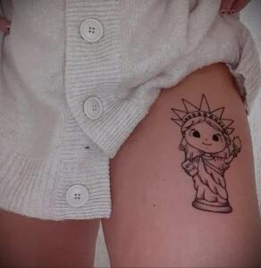 Первая татуировка — что нужно знать 07.03.2021 №019 - First tattoo - tattoo-photo.ru